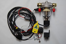 Nissan Navara 550 V6 Water Watch KIT