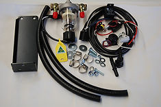 Nissan D23 NP300 Water Watch KIT