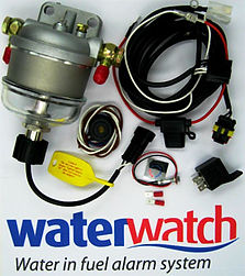 Water Watch Water in Diesel Fuel Alarm