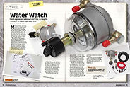 Water Watch Water in Diesel Fuel Alram Filter