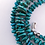 Thumbnail: Turquoise Bead Necklace