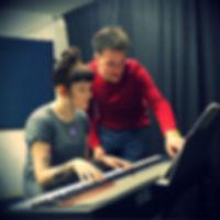 Gareth Perrie Piano tuition