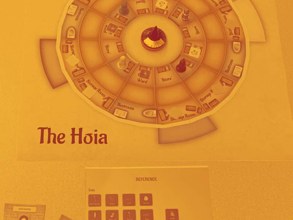 THE HOIA (2019)