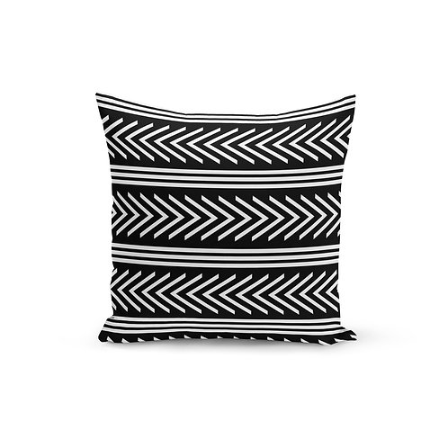 Stripes Zig Lines Pillow Cover