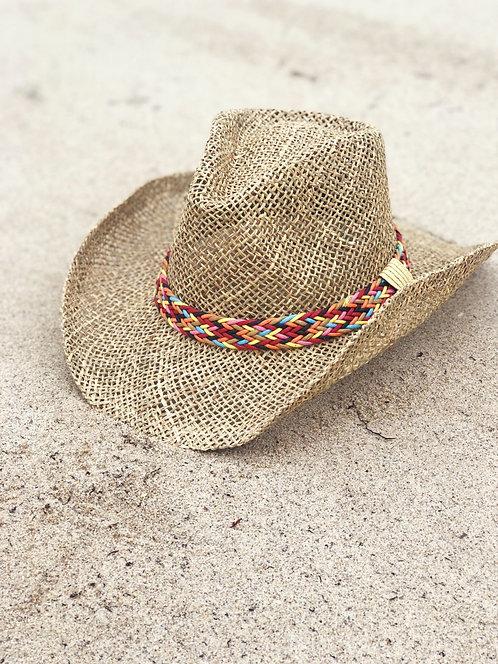 'Charlotte' Multi-Color Band Cowboy