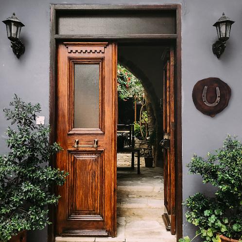 Lucky Horseshoe - Rustic Home Decor