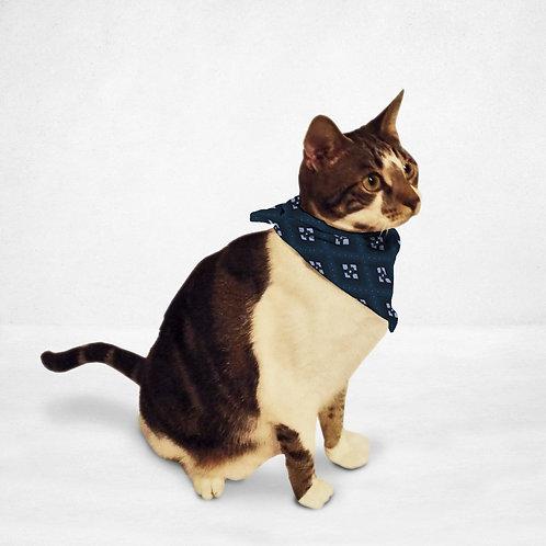 Geometric Argyle Cat & Dog Bandana