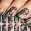 Thumbnail: Polka Dot Rose Nail Wraps