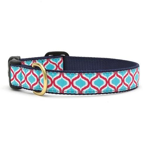 Blue Kismet Dog Collar