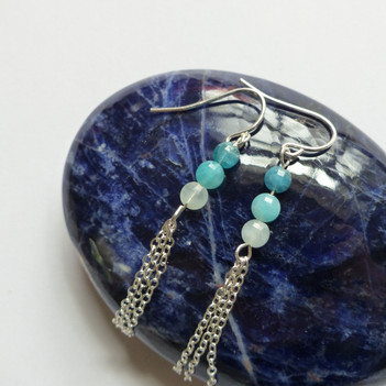 blue apatite, amazonite, aquamarine, ste