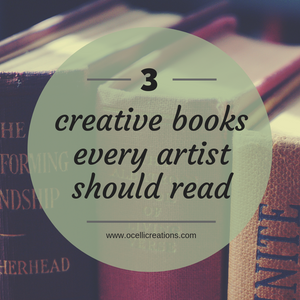 3 creative books every artist should read!