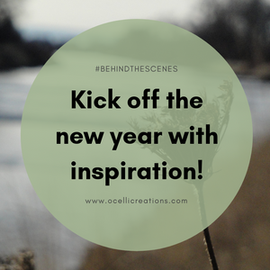 Kick off the new year with inspiration! Books, end of year wrap up, and new year planning