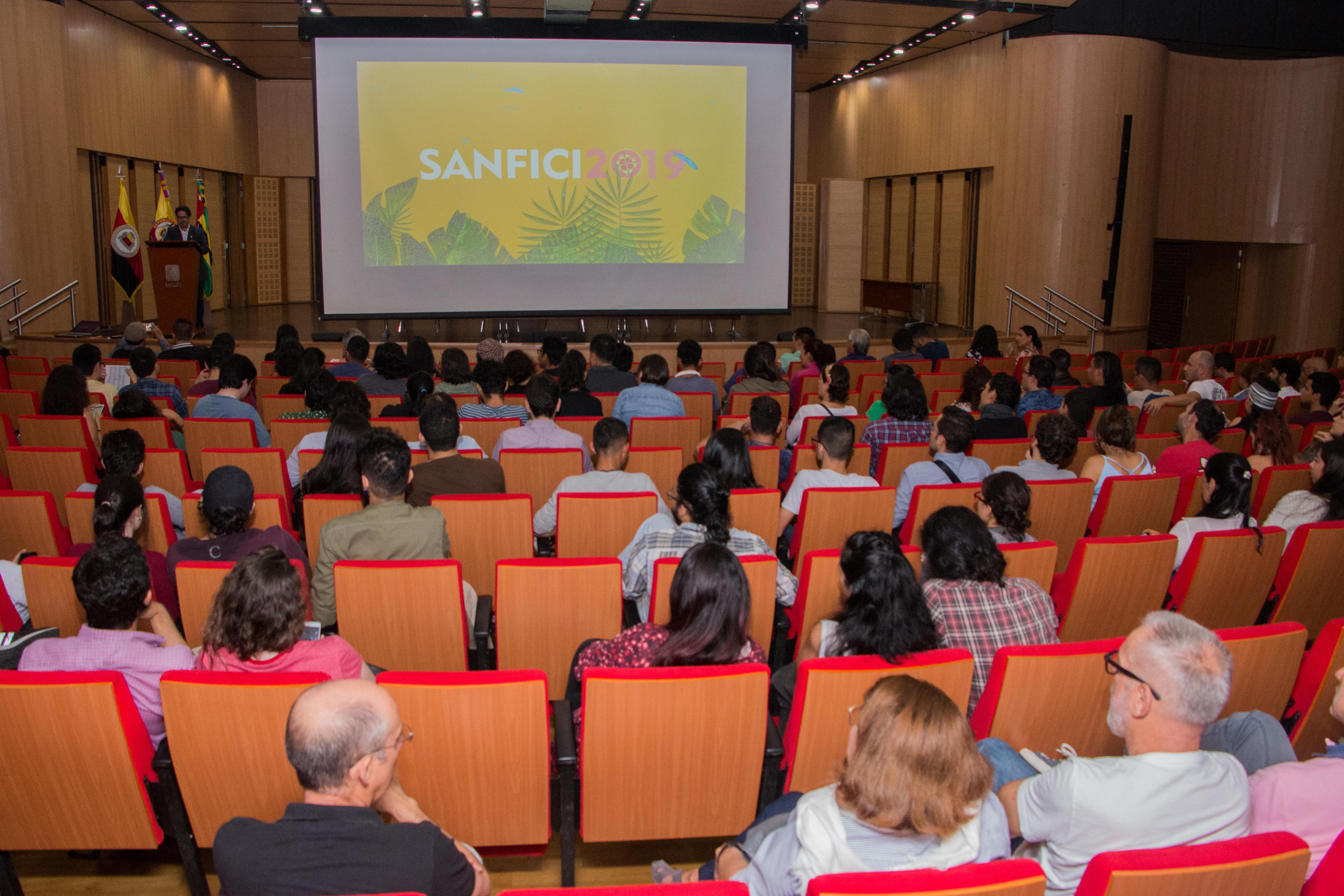 SANFICI 2019 / Apertura