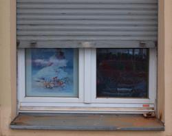 Schönheit am Fenster_2013