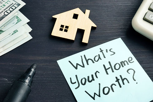Whats your home worth? Cost of property
