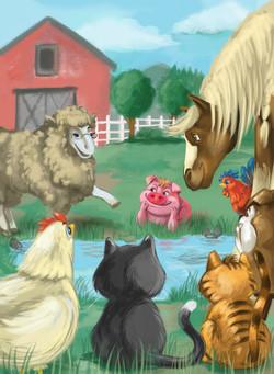Welcome to Farmer White's Farm