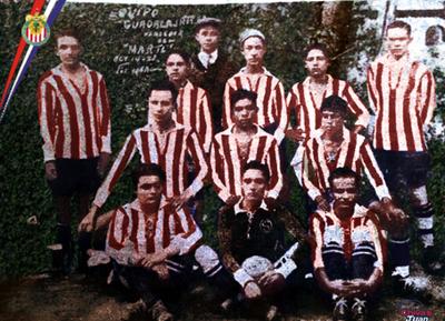 CLUB DEPORTIVO GUADALAJARA S.C.L.1928