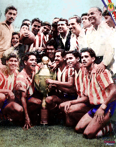 CLUB DEPORTIVO GUADALAJARA 1957