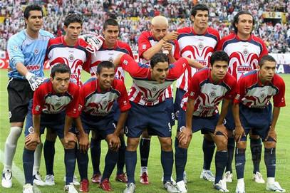 CLUB DEPORTIVO GUADALAJARA AP 06