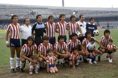 CLUB DEPORTIVO GUADALAJARA 1985-86