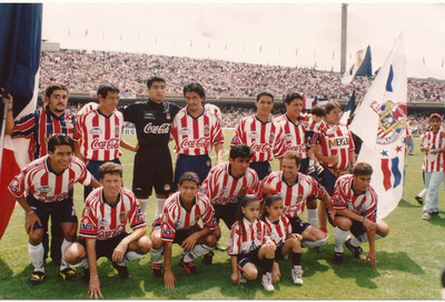 CLUB DEPORTIVO GUADALAJARA INV 98
