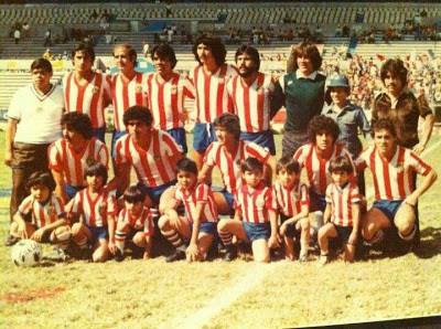 CLUB DEPORTIVO GUADALAJARA 1981