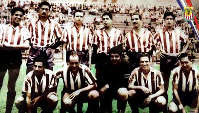 CLUB DEPORTIVO GUADALAJARA 1949-1950