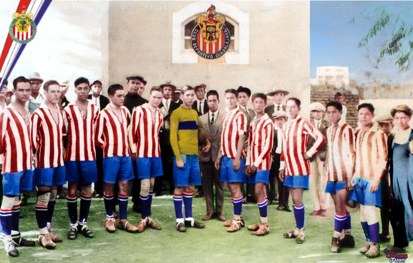 CLUB DEPORTIVO GUADALAJARA 1925