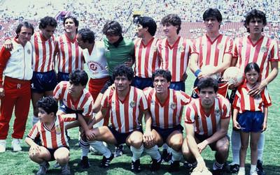 CLUB DEPORTIVO GUADALAJARA 1987