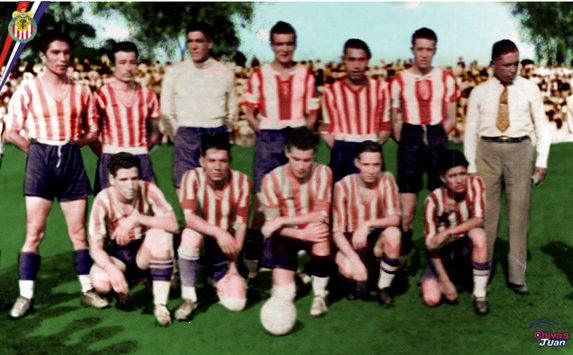 CLUB DEPORTIVO GUADALAJARA 1941
