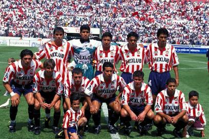CLUB DEPORTIVO GUADALAJARA VER 97