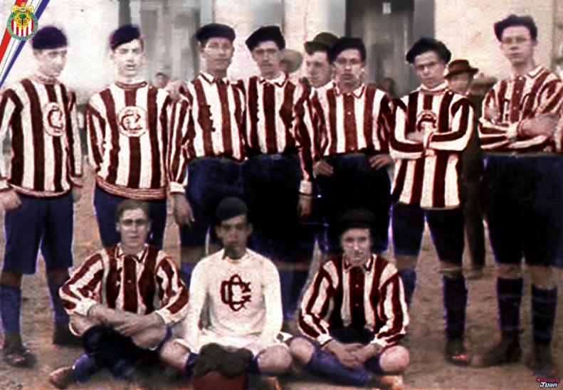 REFORMA FILIAL DEL GUADALAJARA 1911