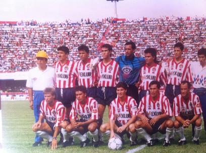 CLUB DEPORTIVO GUADALAJARA 1993-1994
