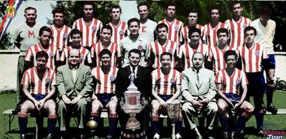 CLUB DEPORTIVO GUADALAJARA 1961