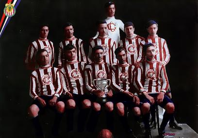GUADALAJARA FOOTBALL CLUB 1911