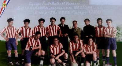 CLUB DEPORTIVO GUADALAJARA 1938