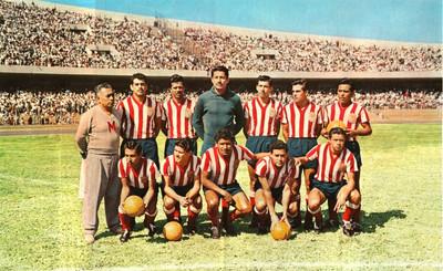 CLUB DEPORTIVO GUADALAJARA 1963