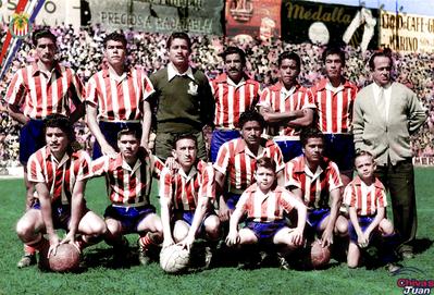 CLUB DEPORTIVO GUADALAJARA 1954-1955