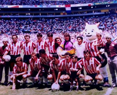 CLUB DEPORTIVO GUADALAJARA 1992
