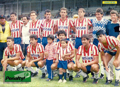 CLUB DEPORTIVO GUADALAJARA 1989