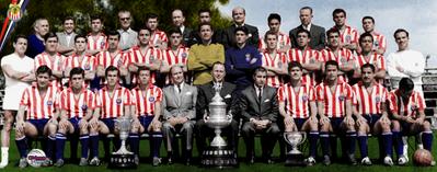 CLUB DEPORTIVO GUADALAJARA 1963-64
