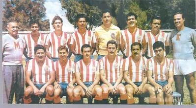 CLUB DEPORTIVO GUADALAJARA 1962