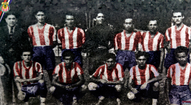 CLUB DEPORTIVO GUADALAJARA 1939