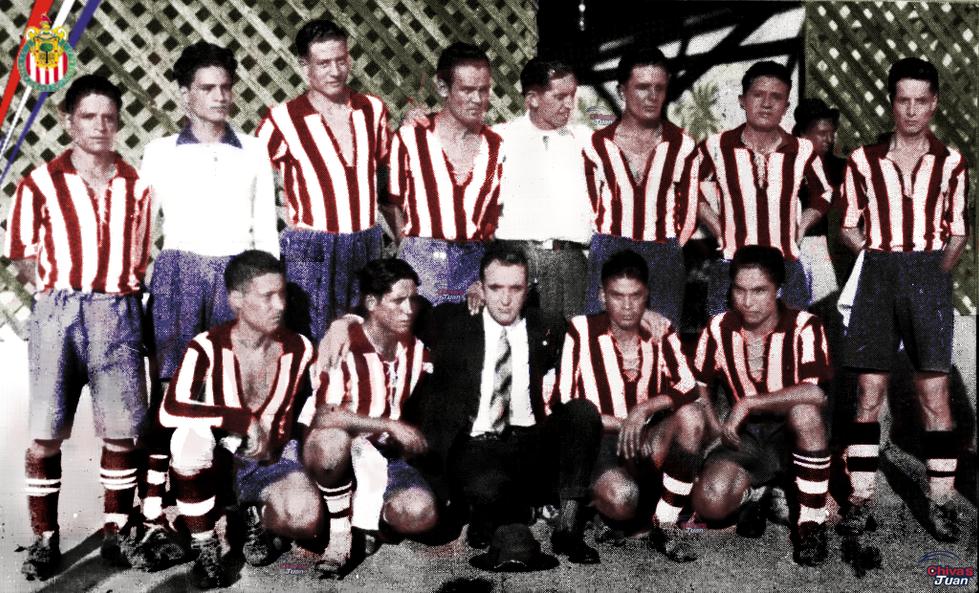 CLUB DEPORTIVO GUADALAJARA S.C.L.1933