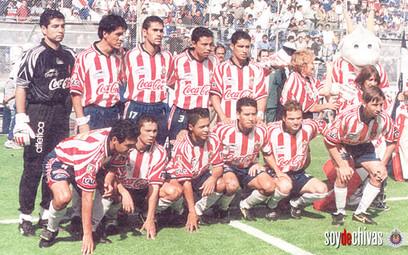 CLUB DEPORTIVO GUADALAJARA VER 99