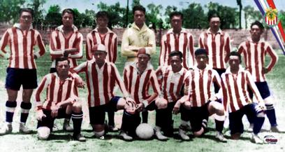 CLUB DEPORTIVO GUADALAJARA S.C.L.1925