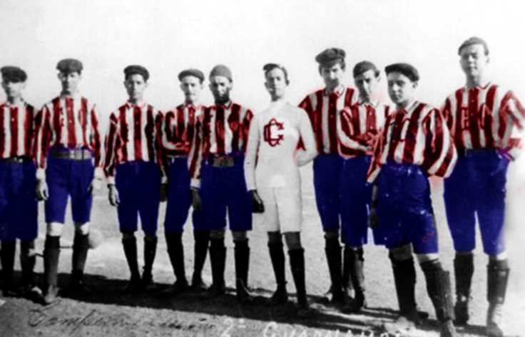 CLUB DE FÚTBOL GUADALAJARA 2DA  1918