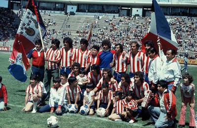 CLUB DEPORTIVO GUADALAJARA 1978
