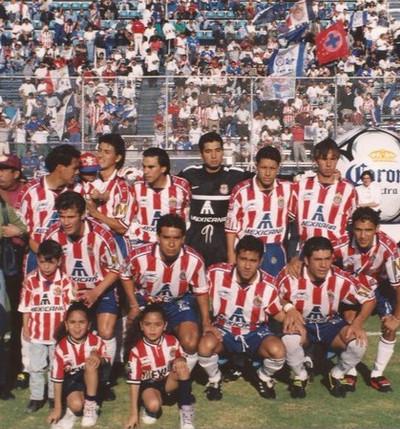 CLUB DEPORTIVO GUADALAJARA VER 98