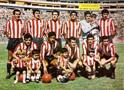 CLUB DEPORTIVO GUADALAJARA 1968